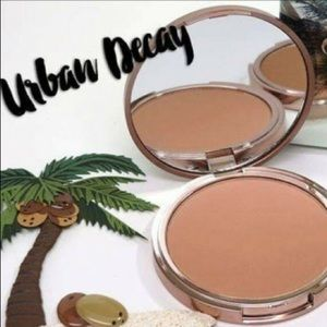 URBAN DECAY BEACH BRONZER😍SUN-KISSED